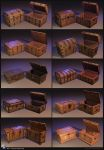 UE4 - Animated Chests by Texelion