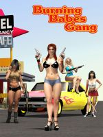 Burning Babes Gang Cover by ratorama