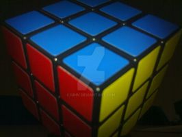my rubiks cube by IUHV