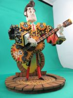 Manolo (Book of Life) by Kristheblade
