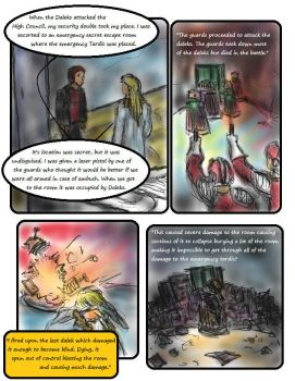 The Time Regeneration Page 5 by systemcat