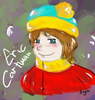 Eric Theodore Cartman by AiniBluebell