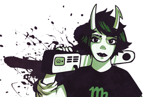 Kanaya Maryam by n00byneko
