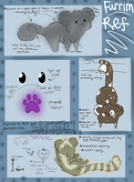FURRIM Unofficial Species REF by Rianach