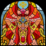 Nabooru Sage of Spirit by themanfromhyrule