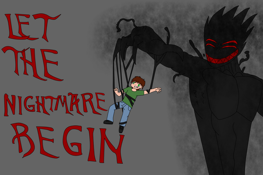 Let the nightmare begin by HeadHunterXZI
