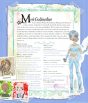 Daughter of the Fairy Godmother: Meri Godmother by leavesofthree