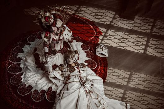 Trinity Blood :: Pope's Death by pingtimeout