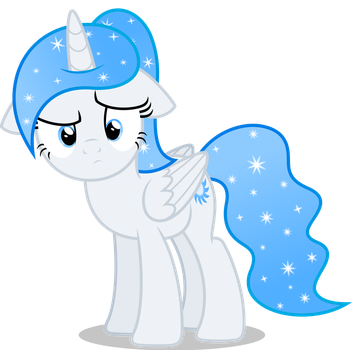 Vector #713 - Princess White Flare #23 by DashieSparkle