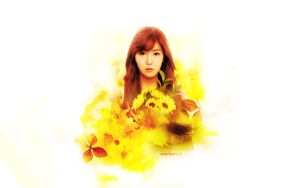 Rainbow's Hyun Young by SuperLovePo
