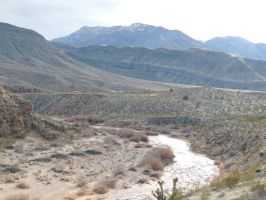 Virgin River Gorge, AZ 2091 by archambers