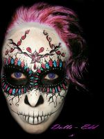 Sugar Skull by Dolls-edd