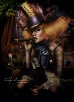 The Clown by CindysArt