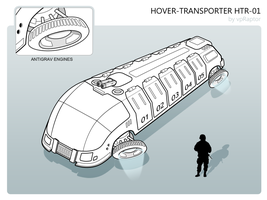 HoverTransporter HTR-01 by vpRaptor