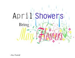 April Showers Bring May Flower by sassylilmommie