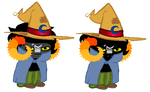 Black Mage troll by boblennon1