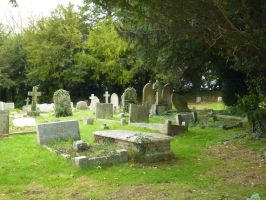 Graves by photodash