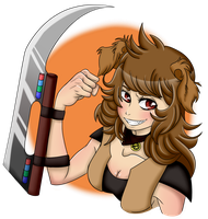 A-S's First Place Contest Prize: Bow by NIPPONkidd