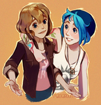 very important girls by cheepers