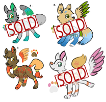 Clufers - adoptables 60points [OPEN] by clufs-adoptables