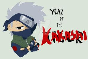 Year of the Kakashi by Mockingbyrd