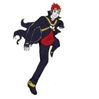 Jack Spicer by Roxellana
