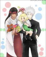 Naruto : My Little Princess by holymarbles