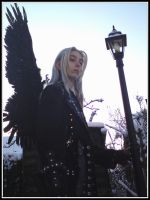 Sephiroth - One Winged Sorrow by ruuwolf