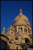 Sacre Coeur ii by neurolepsia