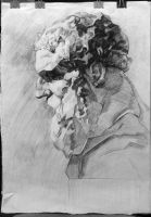 Master study - original drawing from Repin Academy by IMiletic