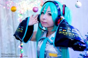 Music box by Hitomi-Cosplay