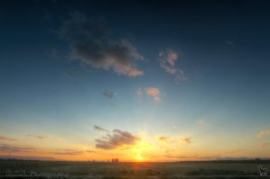 Sunset with 10-22mm by 7whitefire7