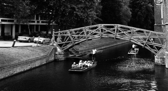 Cambridge Boats by willmeister42