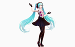 YYB P4d Miku DL NOW by cjpaoshen