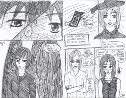 LDL Chapter 1 Page 2 and 3 by Aroselia