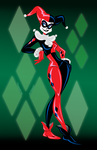 HarleyInTheSkyWithDiamonds by thweatted