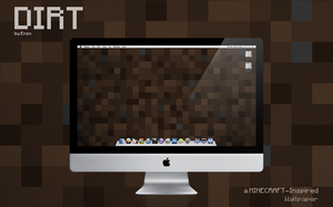 Dirt - Minecraft Inspired by EnzoFX