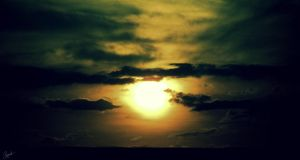 Night Sun by i-m-cezar