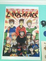 Lyosacks poster by Therese00