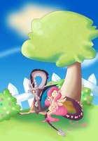 What a wonderful day by Sellyinwonderland
