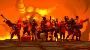 Scream Fortress 2013 Conclusion by Skellington16