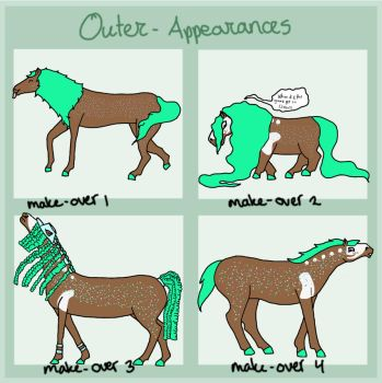 Outer Appearances Meme by Saydieh