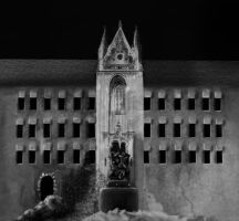 The 4rth Man: Ancient Cathedral by youngyoda13
