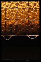 Golden Raindrops by Nightline