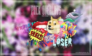+Pack overlays by CocoBenymon