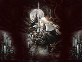 Castlevania Moonlit by Aria-Chann