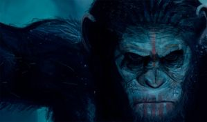 King Caesar. Dawn of the planet of the apes by AgusZanetti