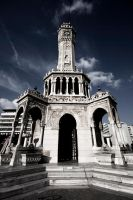 Clock Tower by bodrumsurf