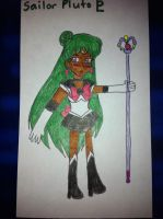 Sailor Pluto by airbornewife71