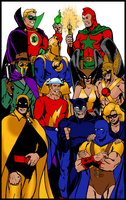 JSA by Joe-Singleton